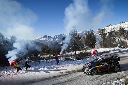 Sébastien Ogier se pone líder en Montecarlo