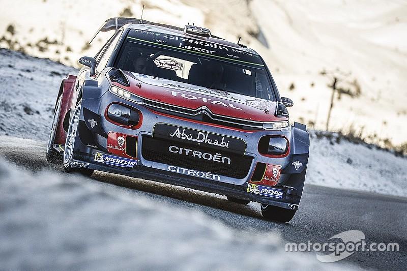 WRC in Monte Carlo: Aus für Kris Meeke
