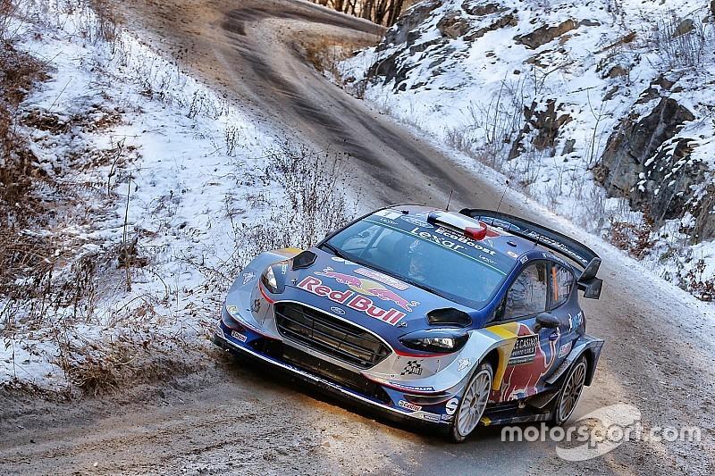 【WRC】モンテカルロDay3:ヌービルのリタイアでオジェが首位へ