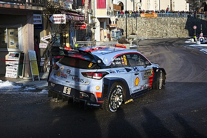 Monte-Carlo, PS14: zampata di Sordo, problemi per Tanak