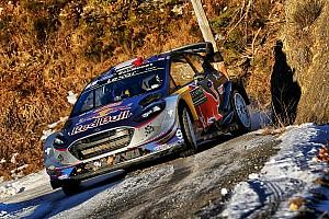 WRC Résumé de course Ogier et Ingrassia remportent le Monte-Carlo!