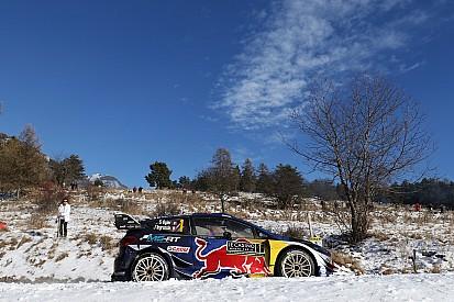 Ожье начал сезон WRC с победы в Монте-Карло