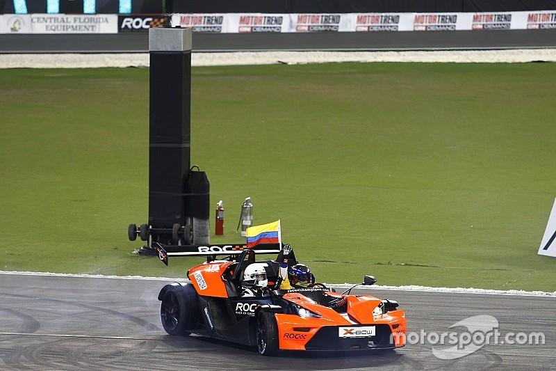 Galería: La victoria de Montoya en la Carrera de Campeones