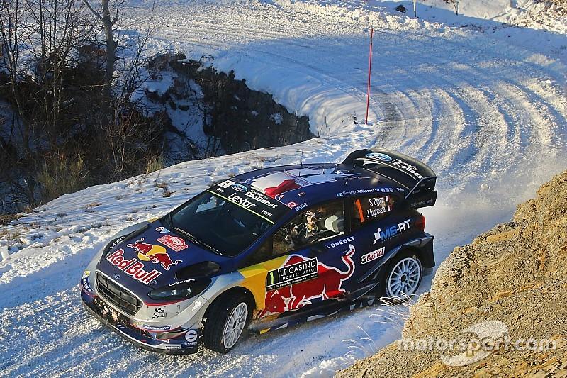 蒙特卡洛拉力赛:奥吉尔首次代表M-Sport获胜