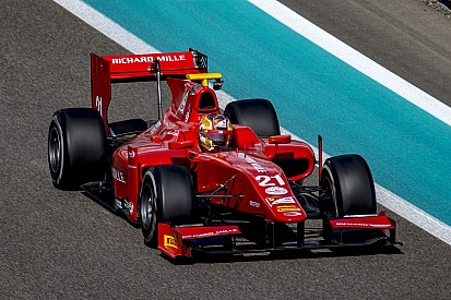 В Prema уверены, что добьются результата с парой новичков GP2