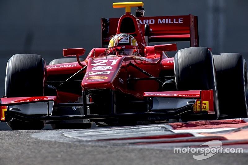 Leclerc et Fuoco sur les traces de Giovinazzi chez Prema