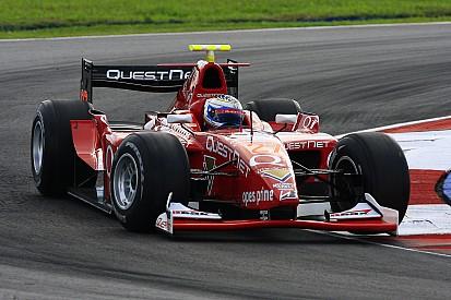 """Berjuang menuju F1, Presley akan tes """"mobil monster"""" GP2"""