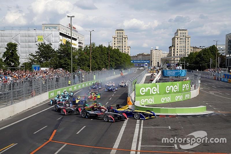 Niente più ePrix di Berlino lungo la Karl-Marx Allee?