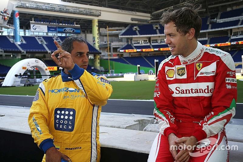 ROC: Vettel vs Montoya - 1:0
