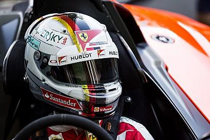 Seul contre tous, Vettel s'impose pour l'Allemagne!