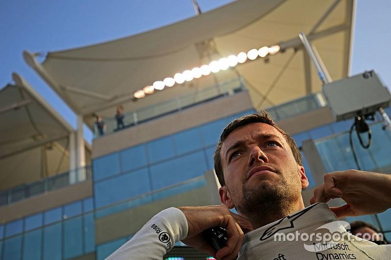 【F1】パーマー、昨年のF1デビューを振り返る「精神的に辛かった」