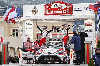 """""""Yaris-Matti"""": con Latvala è podio al debutto per Toyota a Monte-Carlo!"""