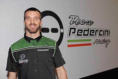 Alex De Angelis impaziente di iniziare l'avventura con Pedercini