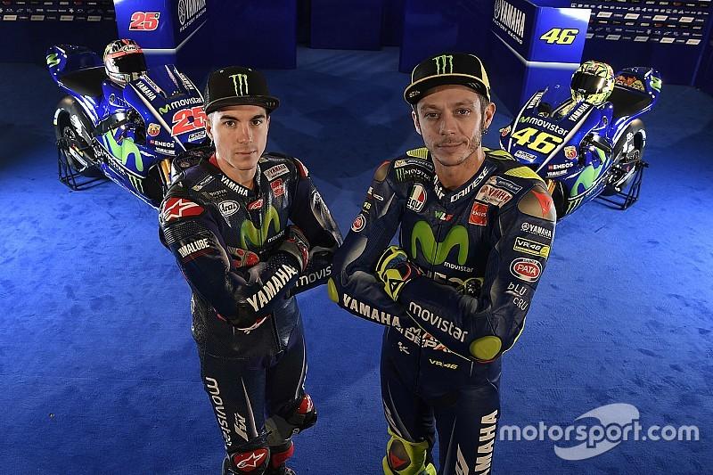"""D'après Rossi, Viñales est """"prêt à se battre pour le titre MotoGP"""""""