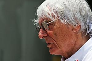 Fórmula 1 Últimas notícias Bernie Ecclestone é retirado do comando da Fórmula 1