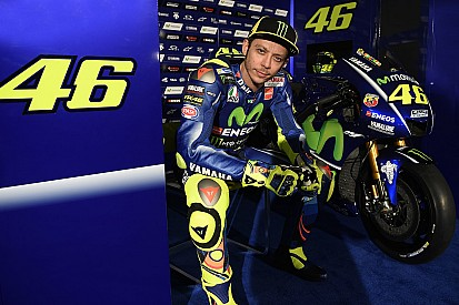"MotoGP: Valentino Rossi bescheinigt neuer Yamaha M1 ""großes Potenzial"""