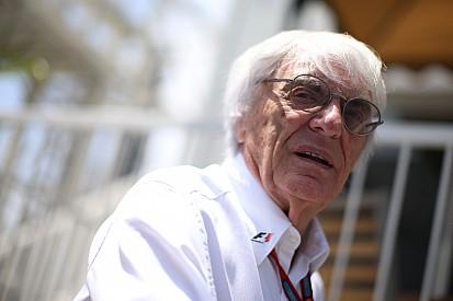 """埃克莱斯顿已不再担任""""F1掌门人"""""""