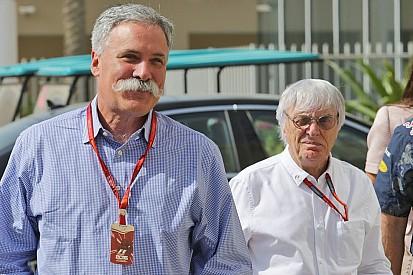 Liberty anuncia la completa adquisición de la F1 y la salida de Ecclestone