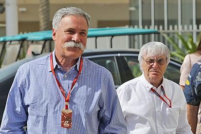 Liberty finaliza compra da F1 e Carey substitui Ecclestone