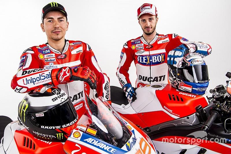 【MotoGP】ドヴィツィオーゾ「ロレンソとの対決が楽しみだ!」