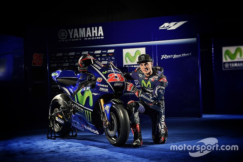 【MotoGP】ビニャーレス「ヤマハの1戦目からタイトルを意識していく」