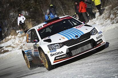 Skoda domina il WRC2 a Monte-Carlo: doppietta firmata Mikkelsen-Kopecky