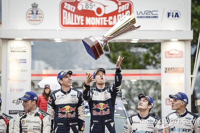 【WRC】オジェ「優勝できて驚き。Mスポーツの一員として満足」