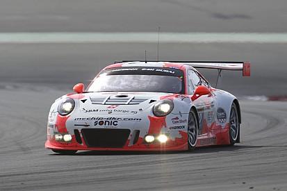 Cairoli alla 24 Ore di Daytona con una Porsche 991 GTD del team Manthey