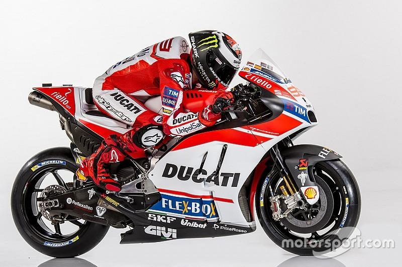 """Lorenzo: """"Firmé con Ducati para retirarme aquí"""""""