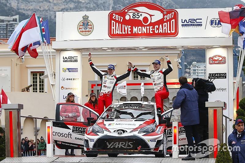 A Toyota szerint már idén is lehetséges a győzelem a WRC-ben