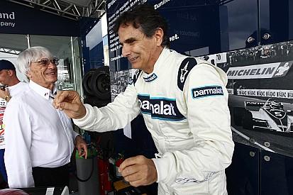 """Piquet: """"A F1 é o que é hoje por causa do Bernie"""""""