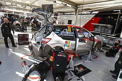 Viaggio all'interno del team Toyota WRC: ecco com'è strutturato