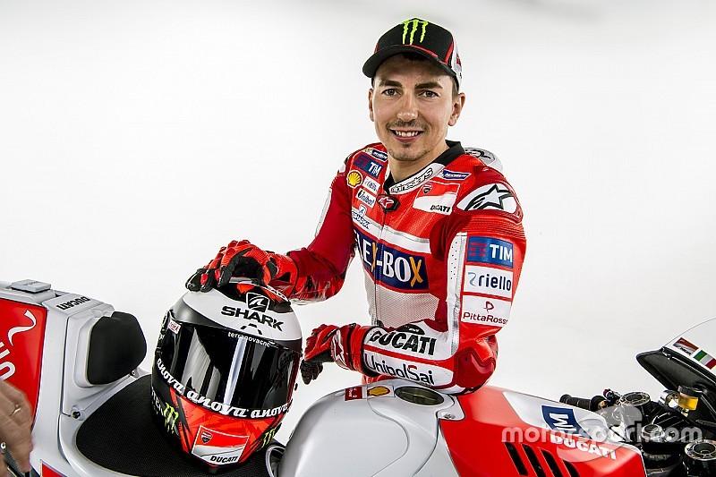 洛伦佐希望在杜卡迪结束MotoGP生涯