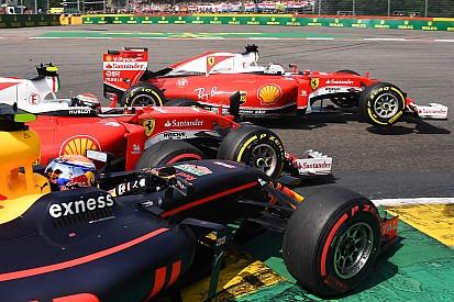 Los comisarios de F1 serán más tolerantes