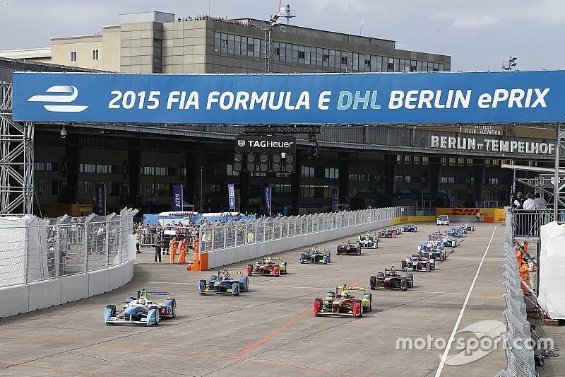"""Ritorno all'aeroporto di Tempelhof per la Formula E """"tedesca""""?"""