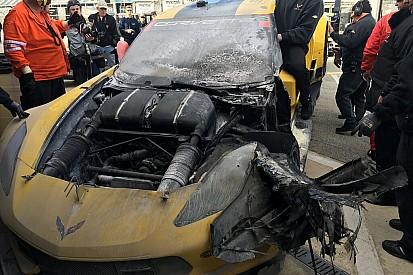 Corvette Racing utilizará un coche de reserva en Daytona