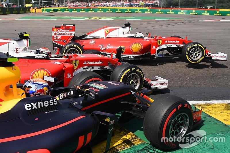 【F1】FIA、競技規制を改訂。接触によるペナルティ基準を変更