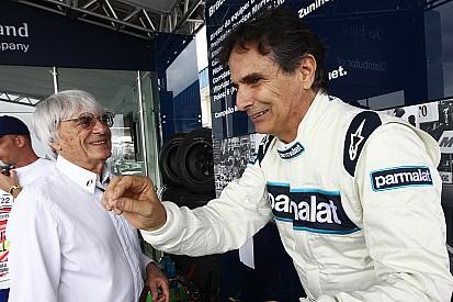 Piquet: Ecclestone'un sert tarzı F1'i mükemmel bir hale getirdi