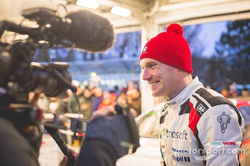 【WRC】ラトバラ「トヨタは意欲が高く、モナコで完璧な仕事をした」