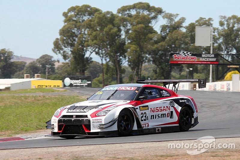 【耐久】日産GT-R GT3、バサースト12hに向けてシェイクダウン