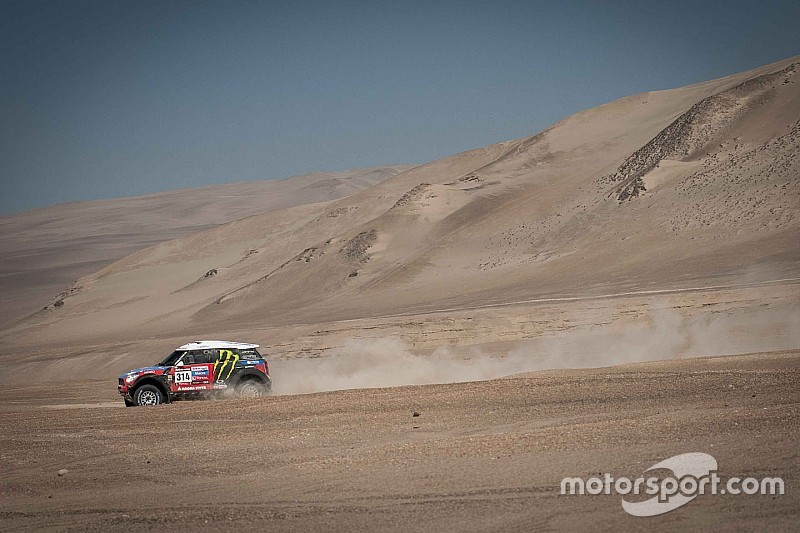Peru wants Dakar Rally return for 2018