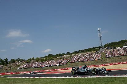 Abu Dhabi y Hungría recibirán ensayos de la F1 en 2017