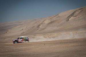 Dakar Últimas notícias Peru quer voltar ao Dakar em 2018