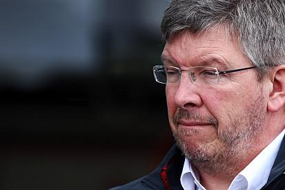 """布朗:更简单的规则是F1未来的""""宗旨"""""""