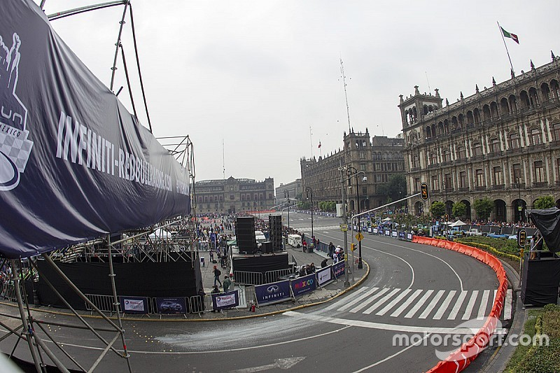Esperan 150 mil asistentes para el WRC en Ciudad de México