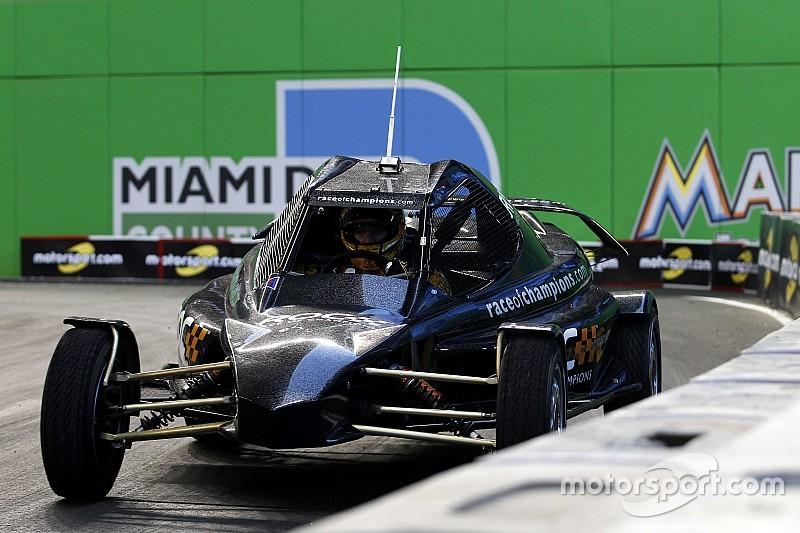 【ROC】カイル・ブッシュ「様々なマシンでレースができる素晴らしい機会」