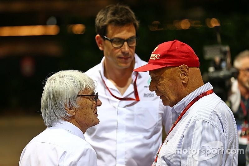 """Wolff sobre la nueva F1: """"No debemos ser demasiado nostálgicos"""""""