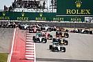 Liberty Media: 4-Punkte-Plan für die Formel 1