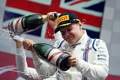 """Bottas - Gagner n'est """"qu'une question de temps"""" pour Williams"""