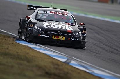 Juncadella se queda fuera de Mercedes para el DTM 2017
